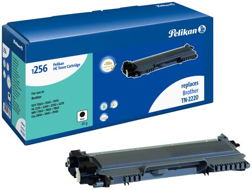 Pelikan Laser Toner replaces Brother TN-2220 Black