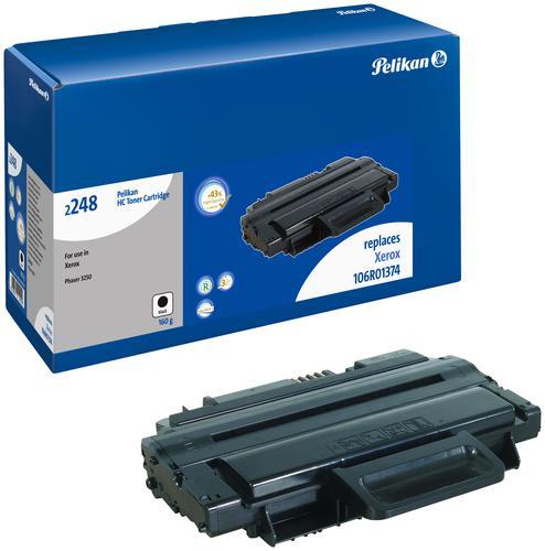Pelikan Laser Toner replaces Xerox 106R01374 Black