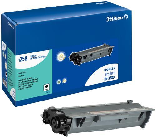 Pelikan Laser Toner replaces Brother TN-3380 Black