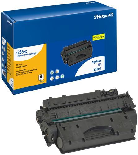 Pelikan Laser Toner replaces HP 80X Black (CF280X)