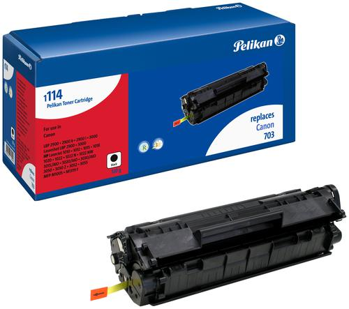Pelikan Laser Toner replaces Canon 703 Black