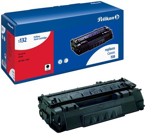 Pelikan Laser Toner replaces Canon 708SR Black