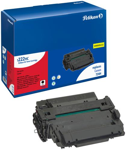 Pelikan Laser Toner replaces Canon 724 Black