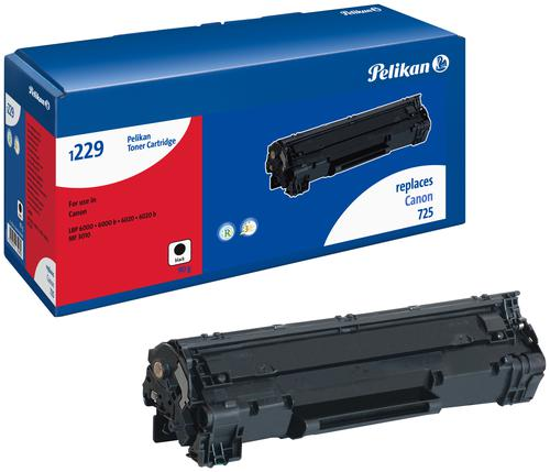 Pelikan Laser Toner replaces Canon 725 Black