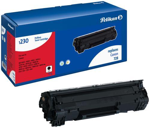 Pelikan Laser Toner replaces Canon 728 Black