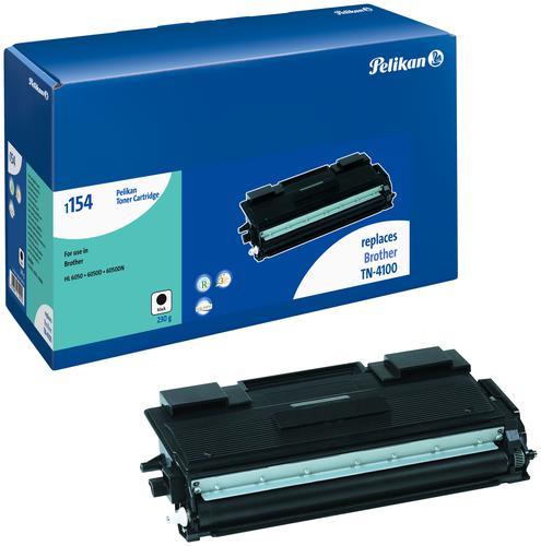 Pelikan Laser Toner replaces Brother TN-4100 Black