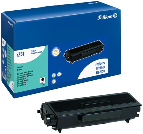 Pelikan Laser Toner replaces Brother TN-3170 Black