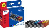Pelikan Ink Cartridge replaces Canon PGI-550PGBKXL/551XL Multi-Pack