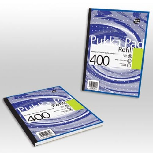 Pukka Pad A4 Refill Pad 400 Pages PK5