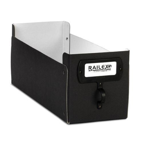 Railex MT57 Medical Tray Black for Lloyd George Wallets PK24