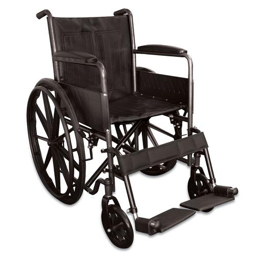Reliance Medical Relequip Self Propelled Wheelchair