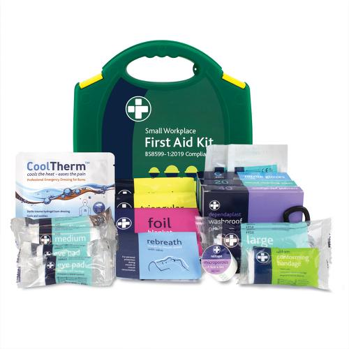 Reliance Medical Small Workplace First Aid Kit BS8599-1 330 First Aid Kits HS88330