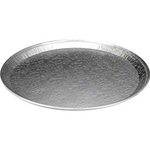 "HFA 18"" Round Embossed Aluminum Tray Pack 25"