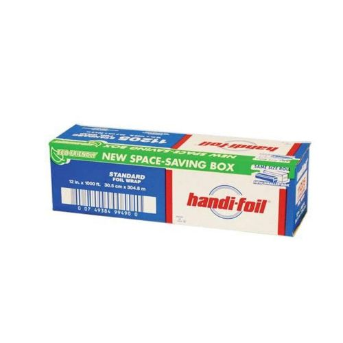 """HFA 18""""x1000 Standard Roll Foil Pack 1 Roll"""