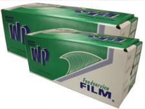 Western 24x2000 Cutter Box Cling Film Pack 1 Box