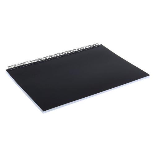 Ryman Essentials Notebook A4 Size in Black