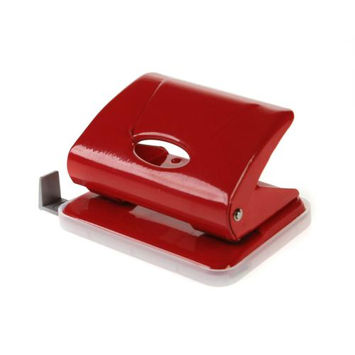 Ryman 2 Hole Punch for up to 10 Sheets in Assorted Colours