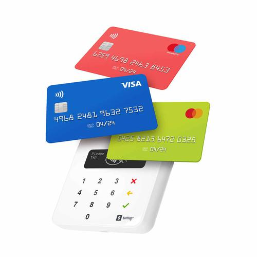 SumUp Air Card Reader A Smarter Way to Get Paid