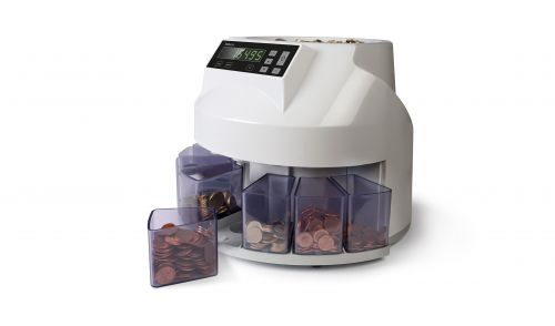 Safescan Mixed Coin Counter and Sorter Euro 113-0260