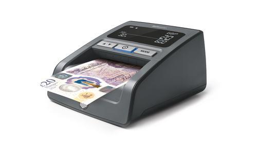 Safescan 155-S Automatic Counterfeit Detector Black