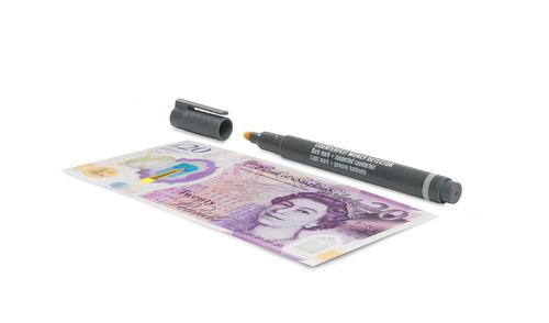 Safescan 30 Counterfeit Money Detector Pen 111-0442