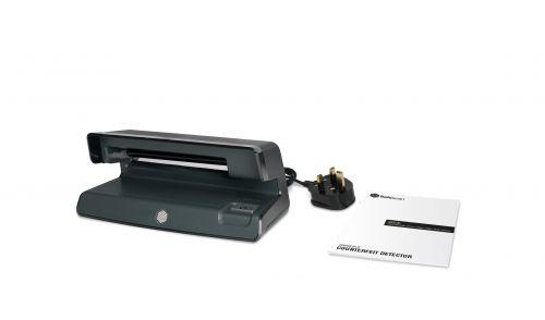 Safescan 50 Black UV Counterfeit Detector 131-0397