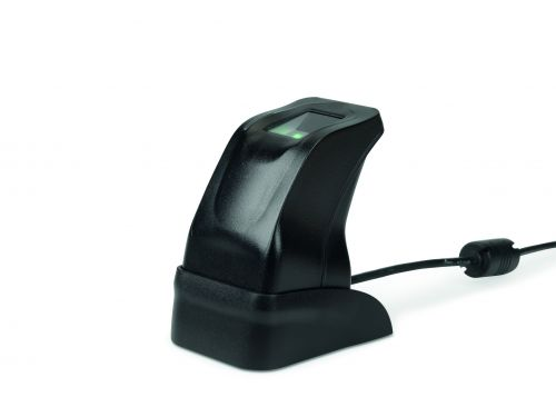 TimeMoto by Safescan FP-150 Fingerprint Reader USB L53xW66xH80mm Ref 125-0606