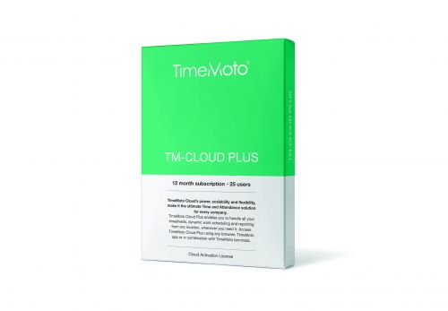 Safescan TimeMoto Cloud Plus 139-0591