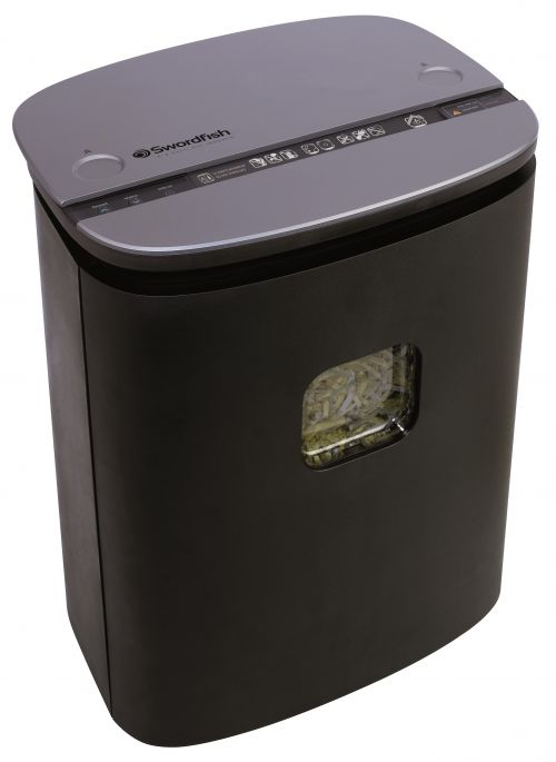 Swordfish 1600XCD Cross Cut Shredder 40244