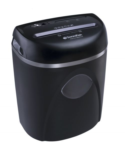 Swordfish 1000XCD EL Cross Cut Shredder 40297