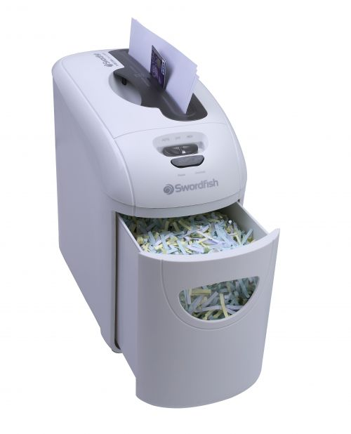 Swordfish X-Securia 800XC Cross Cut Shredder 40300