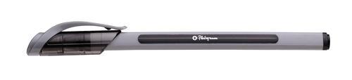 Platignum S-Tixx Ballpoint Pen Black (12 Pack) 50513