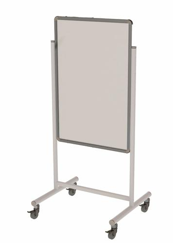 Non-Magnetic Mobile Writing Board - Portrait - 600(w) x 900mm(h)