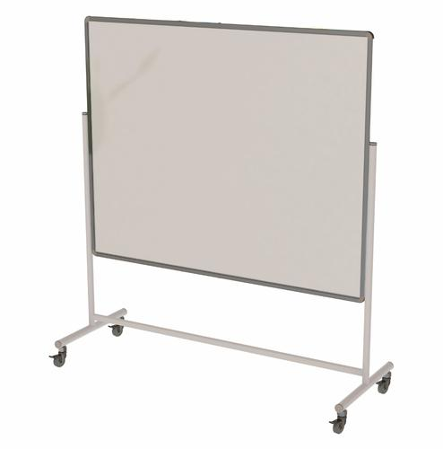 Non-Magnetic Mobile Writing Board - 1200(w) x 1200mm(h)