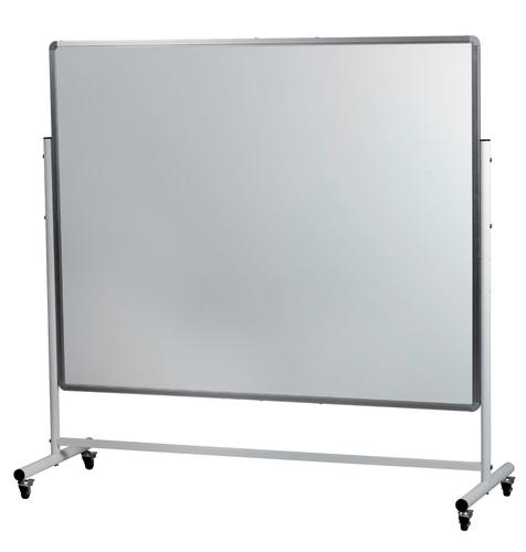 Non-Magnetic Mobile Writing Board - Landscape - 1500(w) x 1200mm(h)