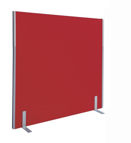 SpaceDivider - Red - 1200(w) x 1800mm(h)