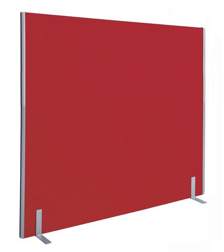 SpaceDivider - Red - 1500(w) x 1800mm(h)