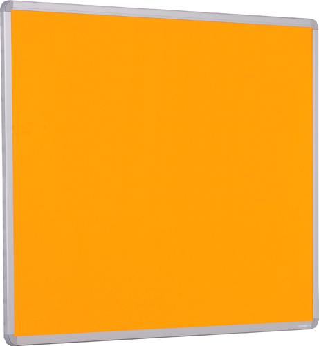 Accents Aluminium Framed Noticeboard - Gold - 1200(w) x 1200mm(h)