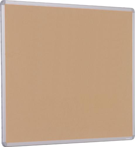 Accents Aluminium Framed Noticeboard - Natural - 2400(w) x 1200mm(h)