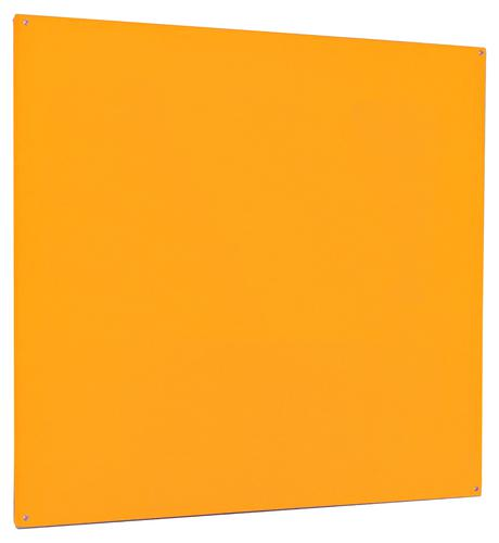 Accents Unframed Noticeboard - Gold - 1800(w) x 1200mm(h)
