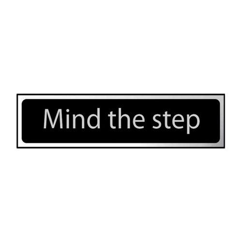 Mind the step - CHR (200 x 50mm)