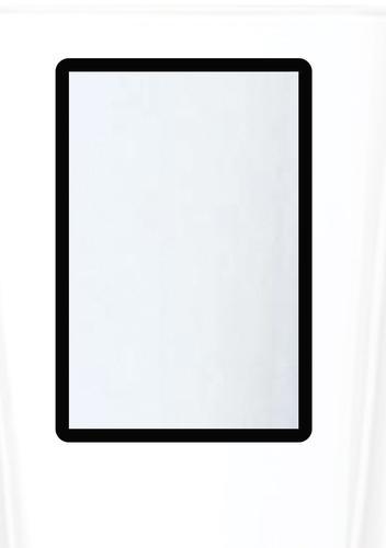 Magnetic A4 4 Document Frame - Black