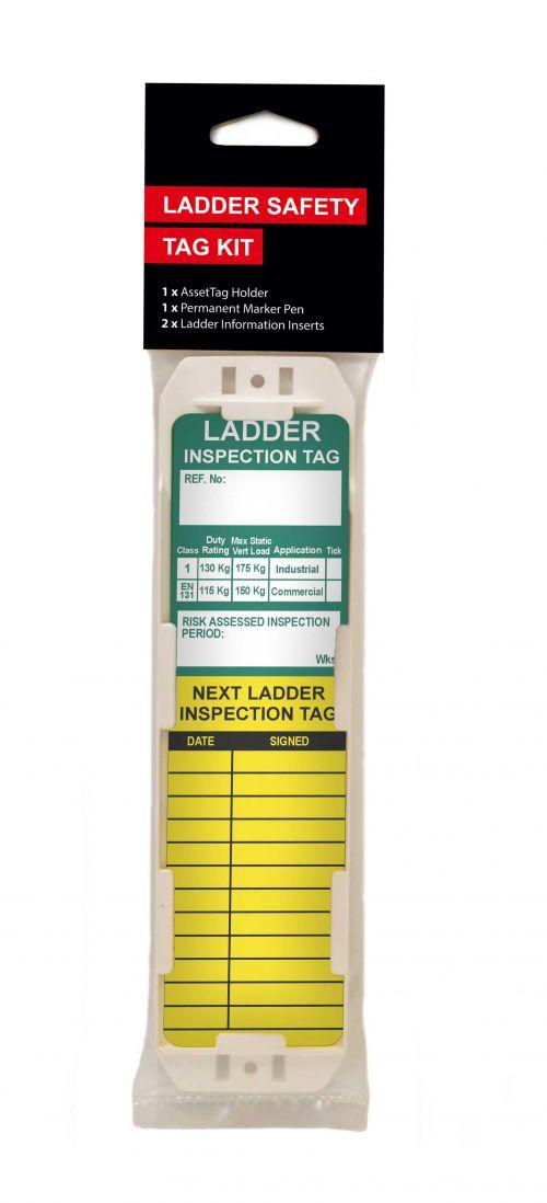 Spectrum Industrial Ladder Tagging System Kit TG04KIT