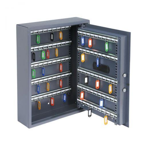 High Security Key Safe Electronic Key Pad and 30mm Double Bolt Locking 100 Keys