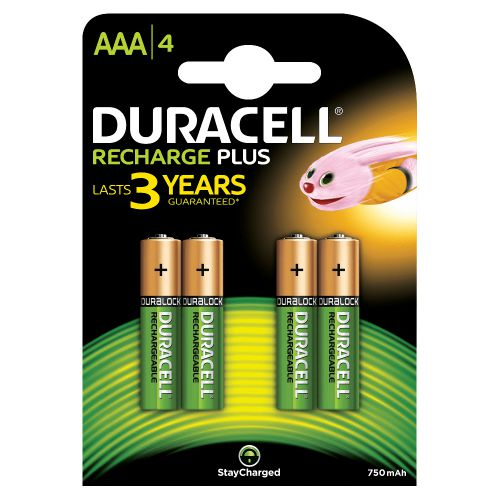 Duracell Battery Charger Hi Speed for AA/AAA Ref 81528873