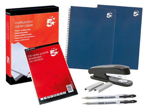 Home Working Stationery Bundle 2