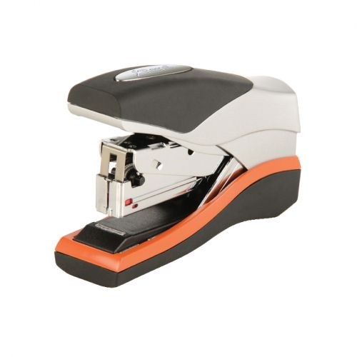 Rexel Optima 40 Compact Stapler Flat Cinch Capacity 40 Sheets Ref 2103357