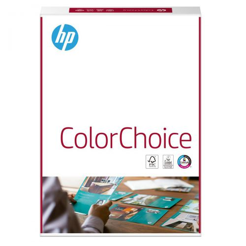 Hewlett Packard HP Color Choice Card Smooth FSC Colorlok