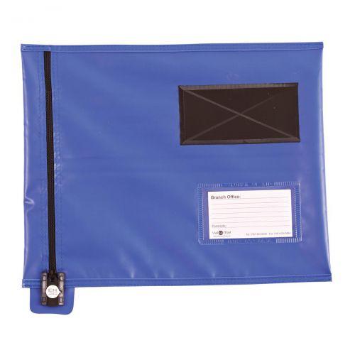 Mail Pouch A4 Flat 285mm x 345mm Blue Ref FP7B