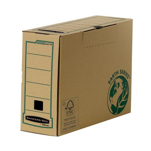 BBox FSC Earth Series 100mm TransFile